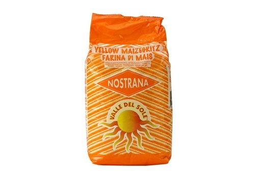 Valle Del Sole Nostrana Yellow Corn Flour, 1kg
