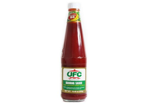 UFC Banana Sauce (Sweet & Spicy), 320g