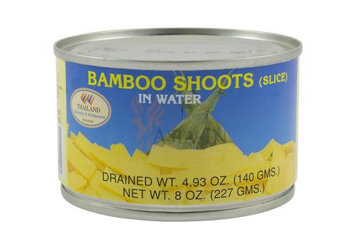 Bamboo Slices, 227g