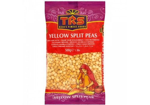 TRS Yellow Split Peas, 500g