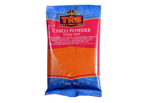 TRS Chilli Powder Extra hot, 100g