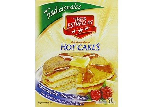 Hot Cakes Vanilla, 500g