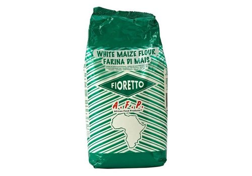 Fioretto White Maize Flour, 1kg