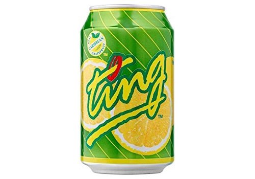 Grapefruit Soda, 330ml