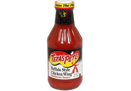 Texas Pete Buffalo Wing Sauce, 496g