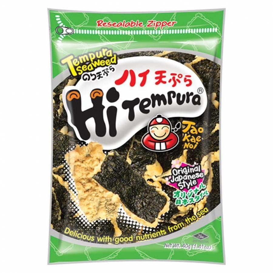 Tempura Seaweed Snack, 40g