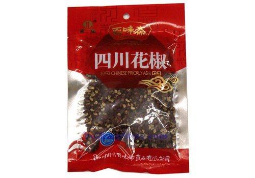 Baiweizhai Szechuan Peper 50g