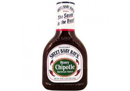 Sweet Baby Ray's Honey Chipotle BBQ Sauce, 510g
