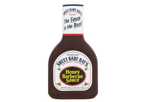 Sweet Baby Ray's Honey BBQ Sauce, 510g