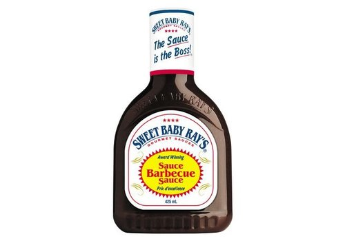 Sweet Baby Ray's Barbecue Sauce, 510g