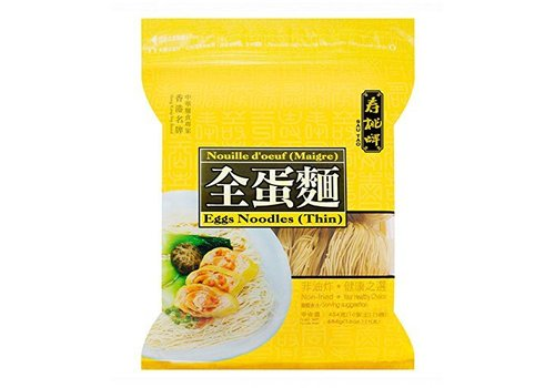 Sau Tao Sun Shun Fook Egg Noodles Thin, 454g