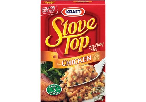 Kraft Stuffing Chicken, 170g