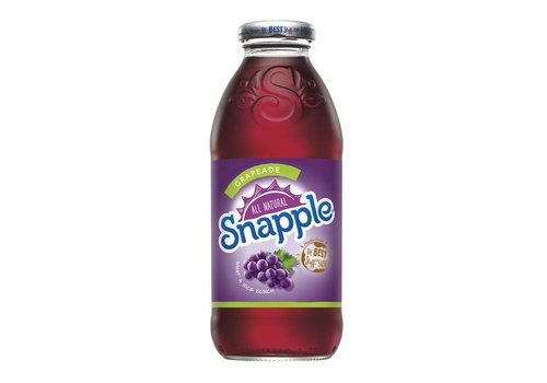 Snapple Grapeade, 473ml