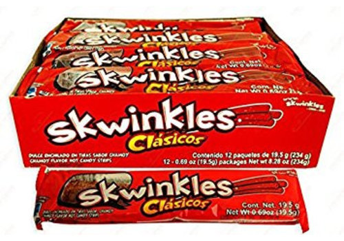 Skwinkles Clasicos, 12 pieces