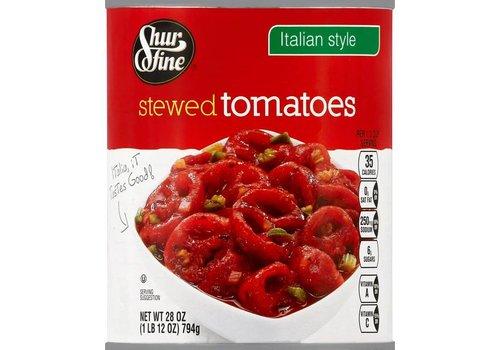 Italian Stewed Tomatoes, 411g