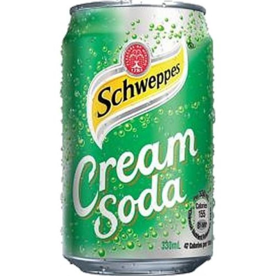 schweppes cream soda sverige