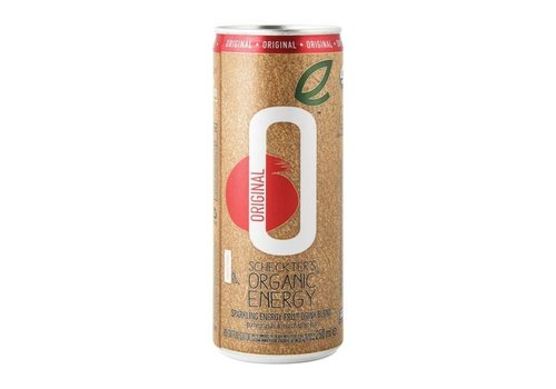 Organic Energy Drink, 250ml