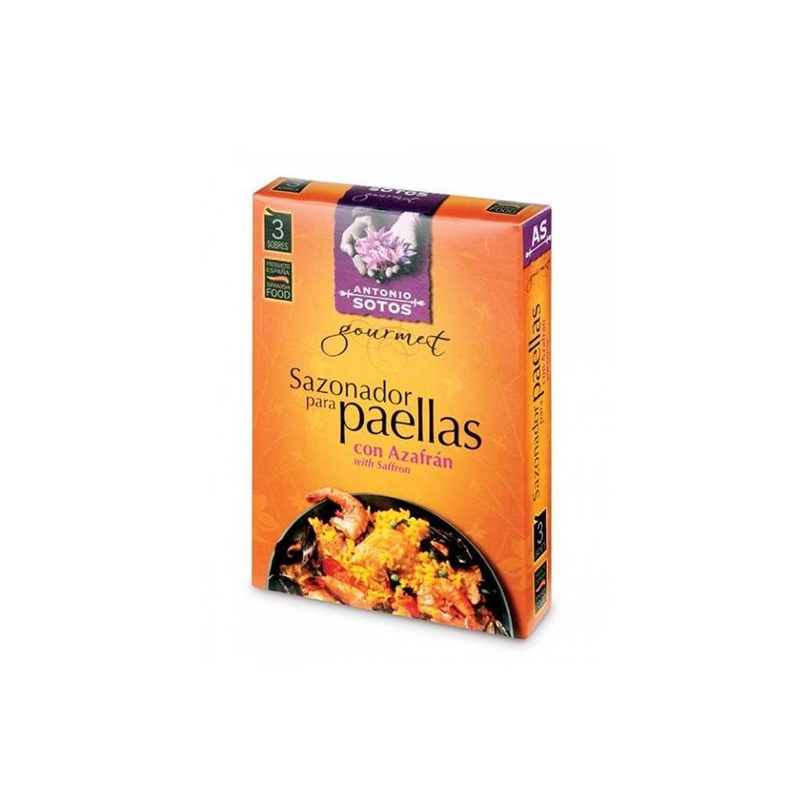 Antonio Sotos Paella Seasoning, 9g