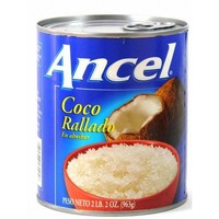 Ancel Grated Coconut in Syrup, 963g