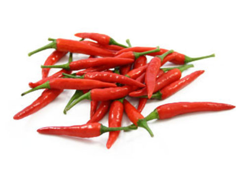 Red Small Chili, 100g