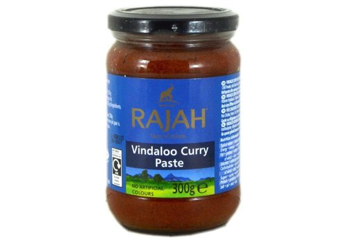 Rajah Vindaloo Curry Paste, 300g