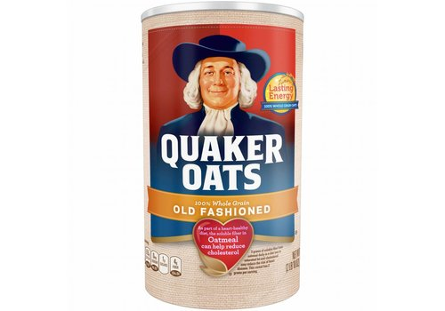 Quaker Old Fashioned Oats, 1.19kg