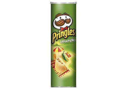 Pringles Jalapeno, 169g