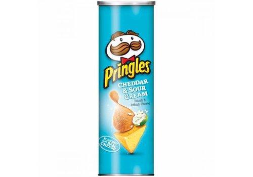 Pringles Cheddar & Sour Cream, 169g