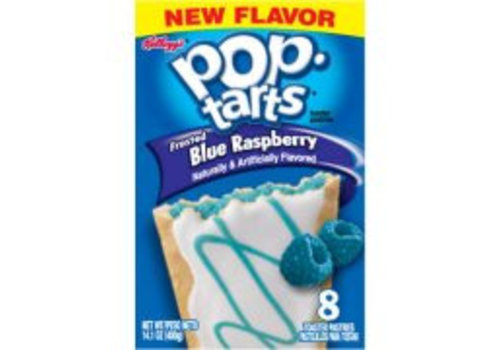 Kellogg's Pop-Tarts Blue Raspberry, 400g
