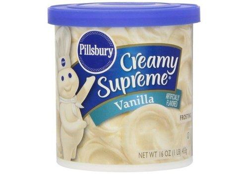Pillsbury Vanilla Frosting, 453g