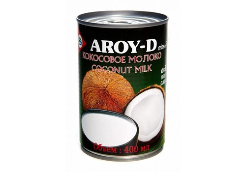 Aroy-D Aroy-D Coconut Milk A, 400ml