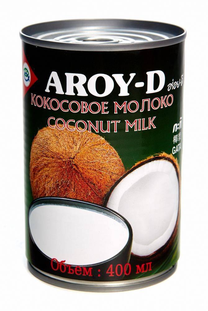 Aroy-D Coconut Milk A, 400ml - Tjin's Toko