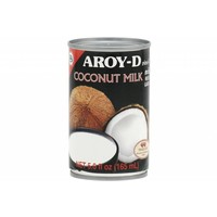 Aroy-D Coconut Milk, 165ml