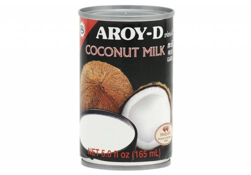 Aroy-D Aroy-D Coconut Milk, 165ml