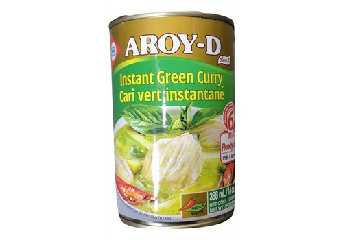 Aroy-D Green Curry Soup, 400ml
