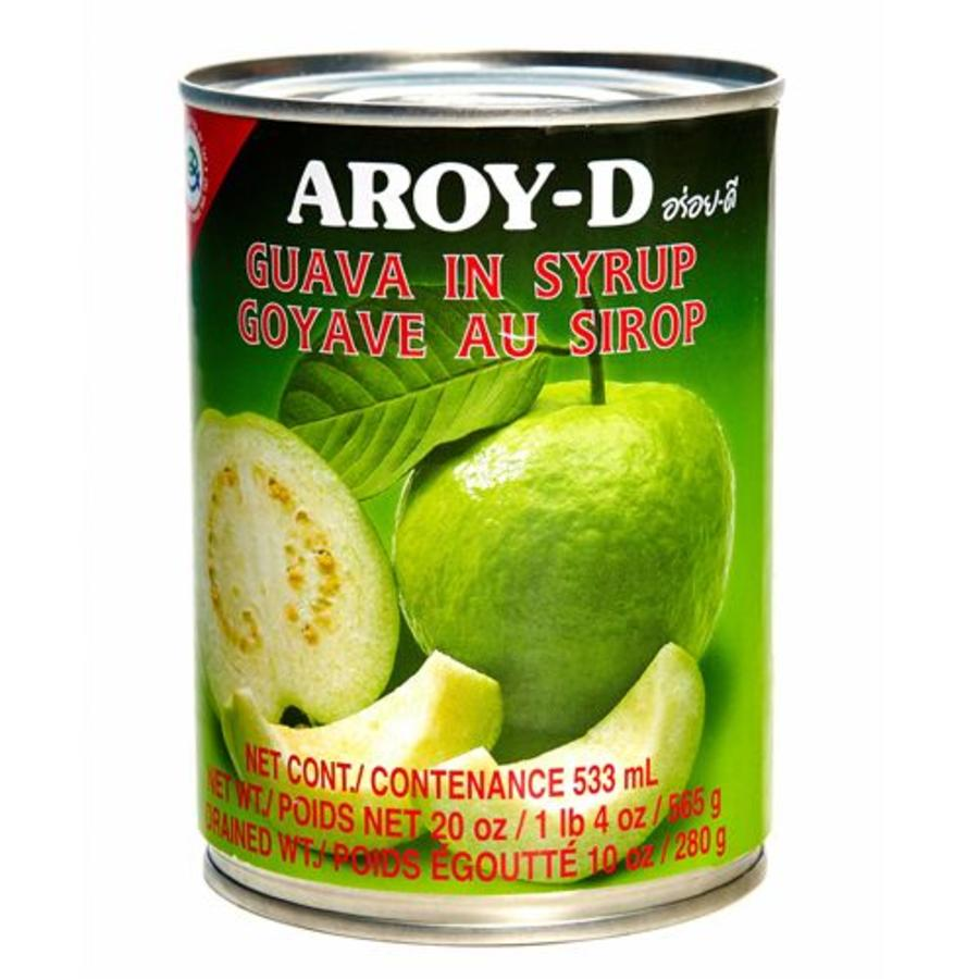Aroy-D Guava in Syrup, 533ml