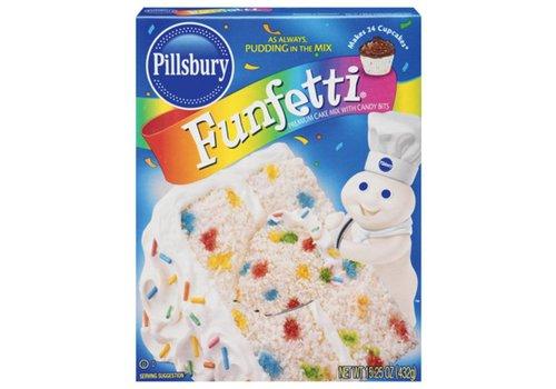 Pillsbury Funfetti Cake Mix, 432g