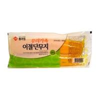 Pickled Radish (Takuan)