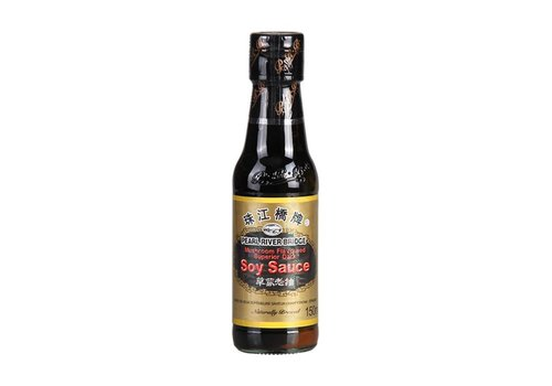 Pearl River Bridge Mushroom Soy Sauce, 150ml