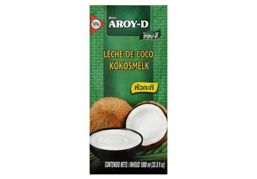 Aroy-D Original Coconut Milk, 1 L