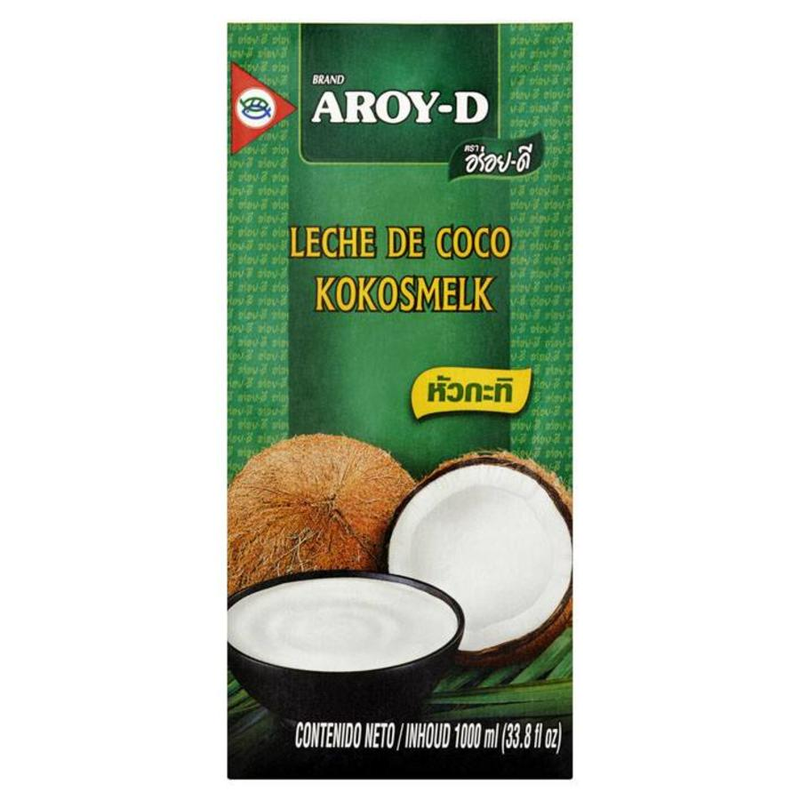 Aroy-D Original Coconut Milk, 1 L