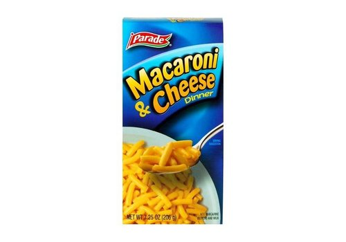 Parade Macaroni & Cheese, 206g