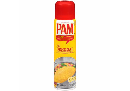 PAM Original Cooking Spray, 170g