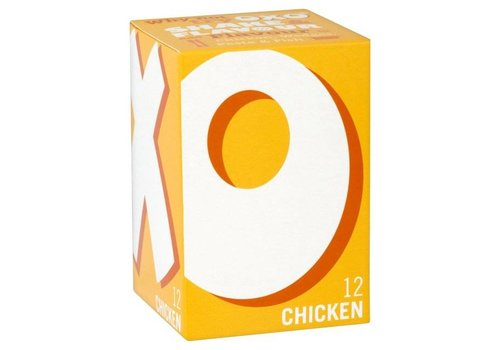 OXO Chicken Cubes, 71g