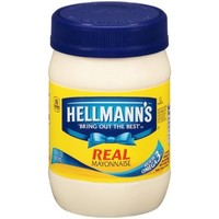 Real Mayonnaise, 444ml