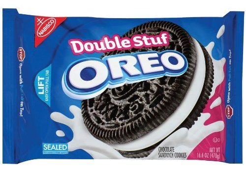 Nabisco Oreo Double Stuf, 435g