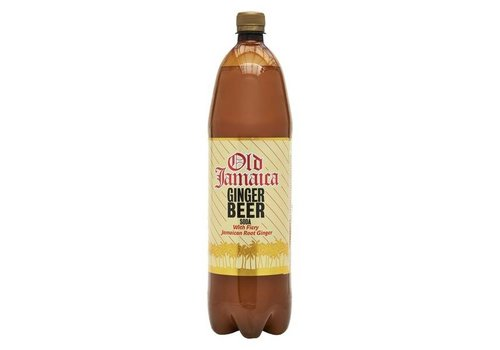 Old Jamaica Ginger Beer Soda, 1.5L