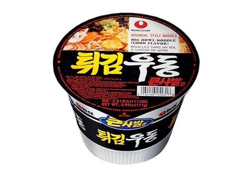 Nongshim Instant Noodle Big Bowl Udon, 111g