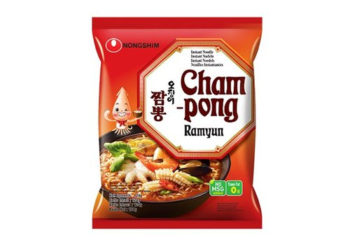 Nongshim Cham Pong, 124g