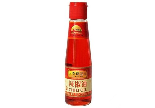Lee Kum Kee Chili Oil, 207ml